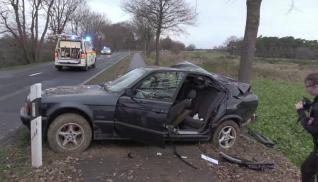 Verkehrsunfall in Meppen
