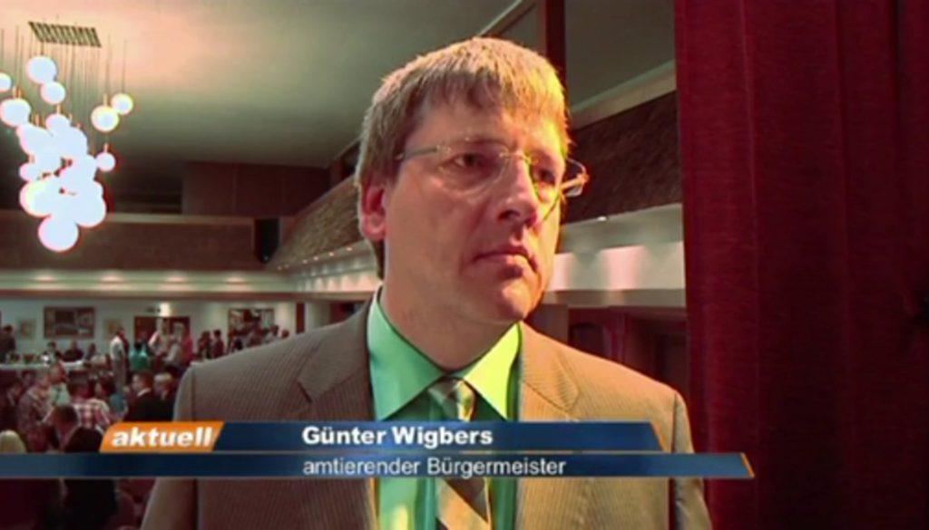 Interview mit Günter Wigbers