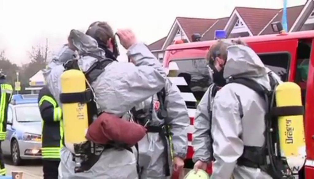 Gefahrgutunfälle in Nordhorn und Bawinkel