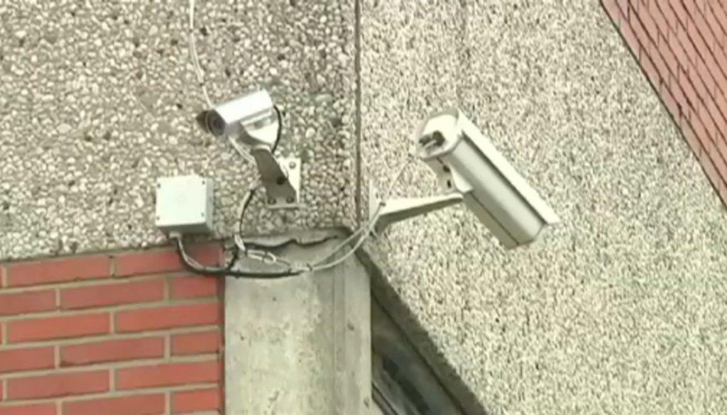 Videoüberwachung an Schule in Neuenhaus