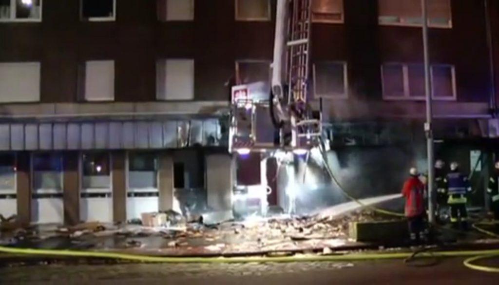 Polizei ermittelt nach Brand in Nordhorn