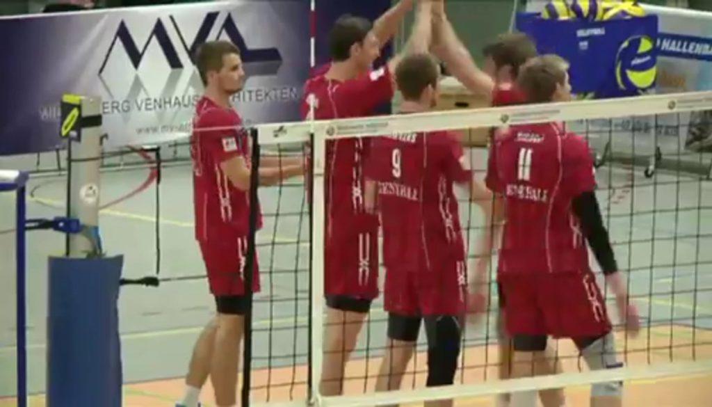 Pokal Sensation bleibt aus - Schüttorfer Volleyballer ausgeschieden