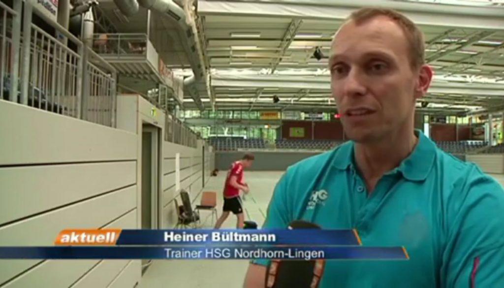 Die HSG Nordhorn-Lingen vor dem Pokal-Kracher gegen die Rhein-Neckar Löwen