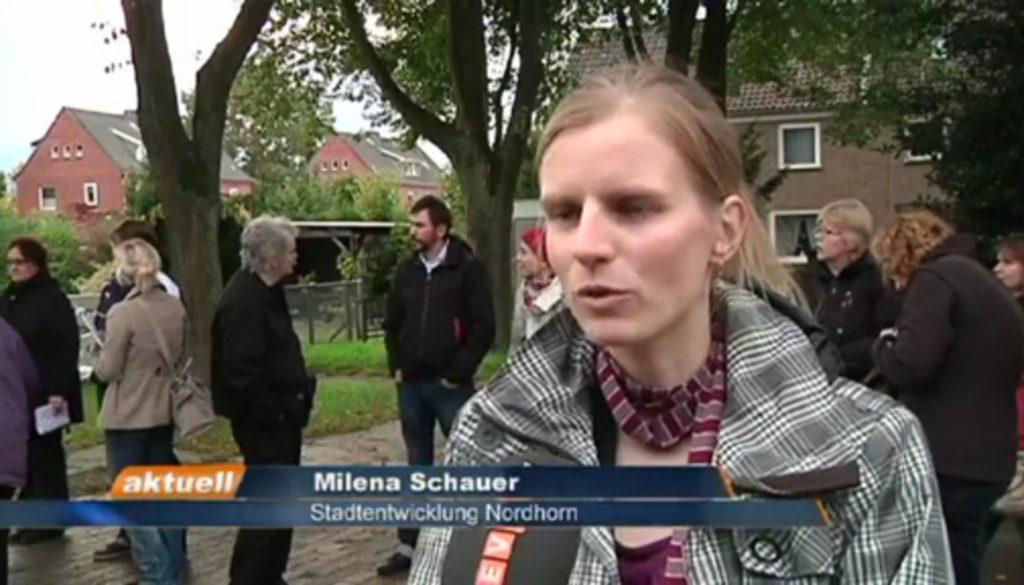 Nordhorner Stadtteil Blanke wird saniert