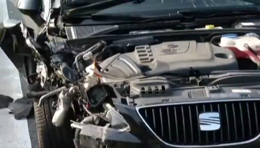 Porschefahrer verursacht Unfall