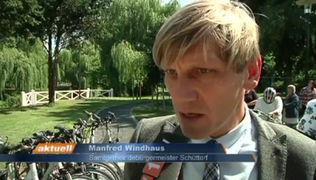 Fahrradfreundliche Kommune Schüttorf