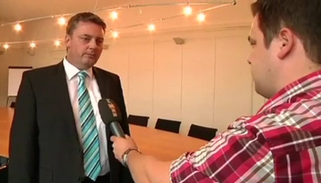 Streit um Abordnung von Rektorin: Bürgermeister Berling im Interview
