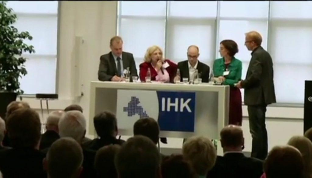 Podiumsdiskussion zur Bundestagswahl in Nordhorn
