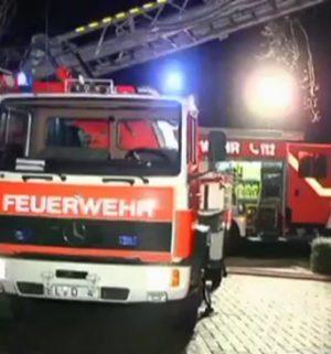 Feuer in Lehrte erfolgreich verhindert