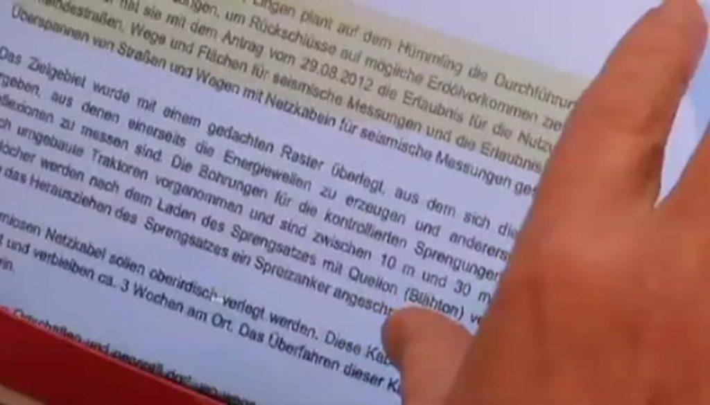 iPad statt Papier im Gemeinderat Sögel
