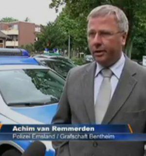 Familie verunglückt in Nordhorn