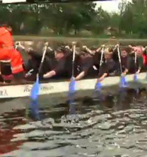 Drachenbootrenne Lingen