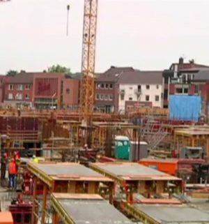 MEP Baustelle: Villa sackt ab und bekommt Risse