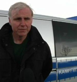 Bombenfund in Klausheide