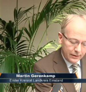 Landkreis Emsland stellt Antrag zur Aufstellung der Ems