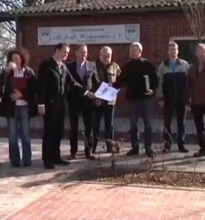 Dorferneuerungsmaßnahmen in Wesuwermoor und Fehndorf