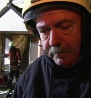Brand eines Mehrfamilienhaus in Lingen - Spektakuläre Rettung durch Feuerwehr