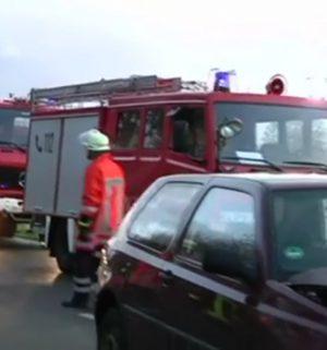 Unfälle in Emsbüren und Estringen