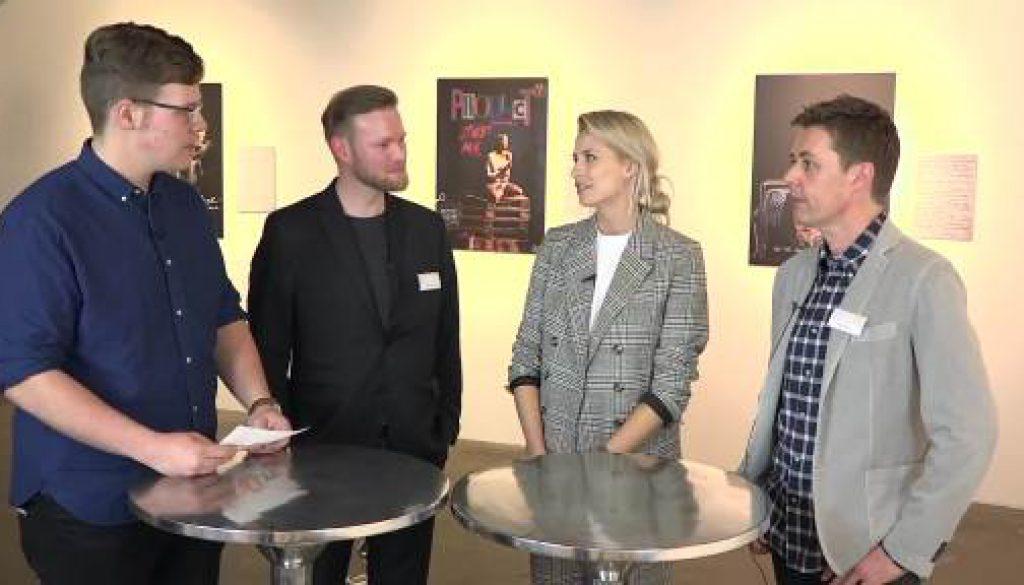 """ev1.tv - der Talk - """"Ausbruch"""" mit Lena Gercke und Co."""