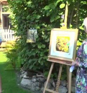 ev1.tv - der Talk: Meppener Künstler fiebert 1