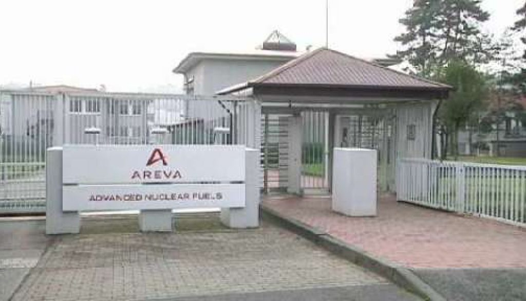 Brennelementefabrik ANF in Lingen beschädigt