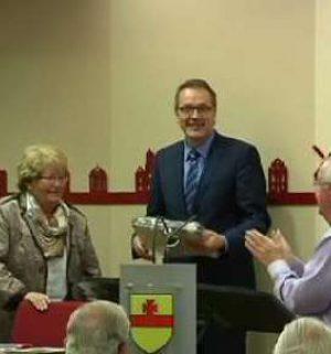 Meppener Seniorenvereinigung - Diskussionsrunde mit neuem Bürgermeister