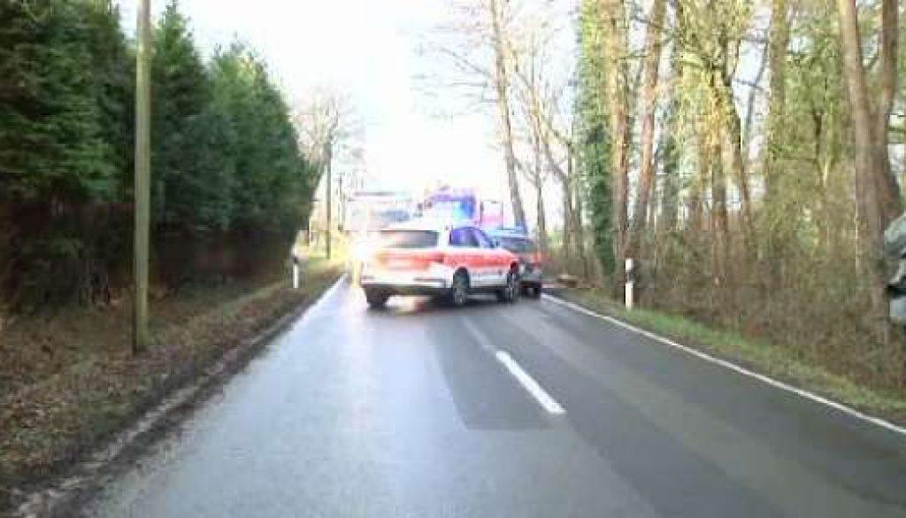 Tödlicher Unfall in Halle