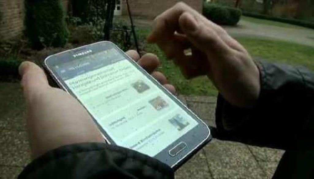 Kirche in Herzlake setzt auf Smartphone-App