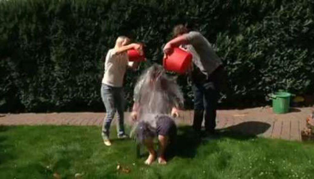 Ice Bucket Challenge - Nass machen für den guten Zweck ?!