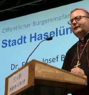 Haselünner Bürgerempfang mit Bischof Bode