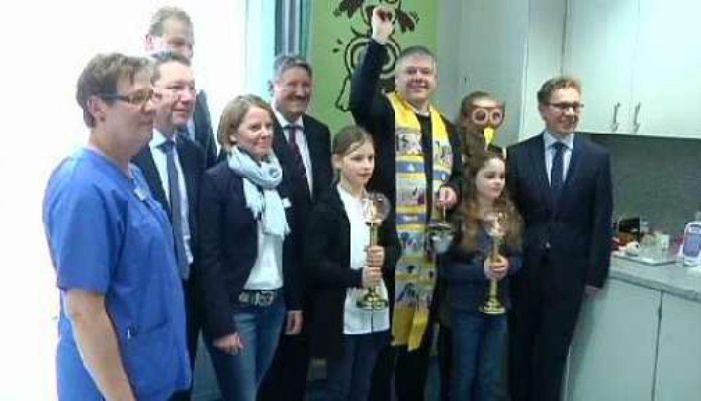 Neue Kinderklinik in Lingen eingeweiht