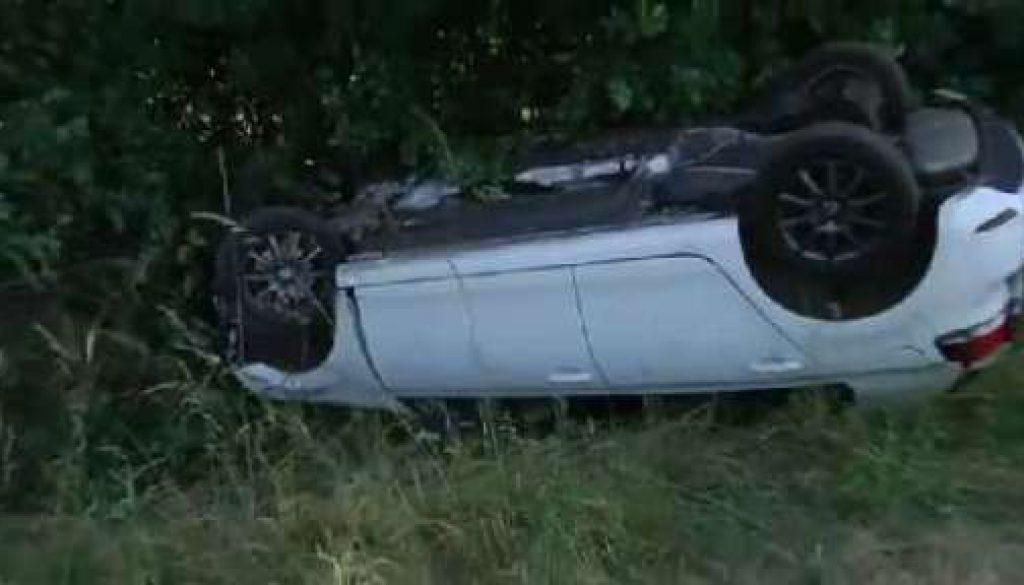 Zwei Schwerverletzte bei Unfall auf B70
