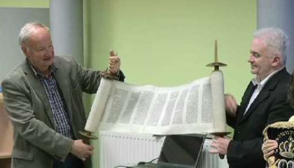 "Projekt ""Judentum begreifen"" an Nordhorner Schule"