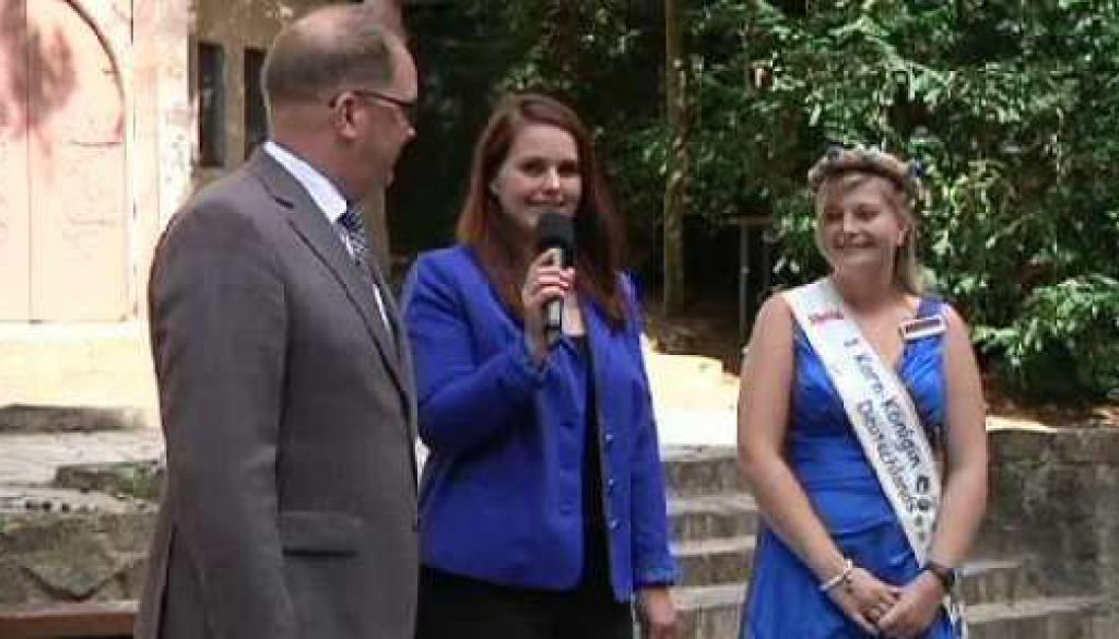 Johanna ist neue erste Korn-Königin Deutschlands