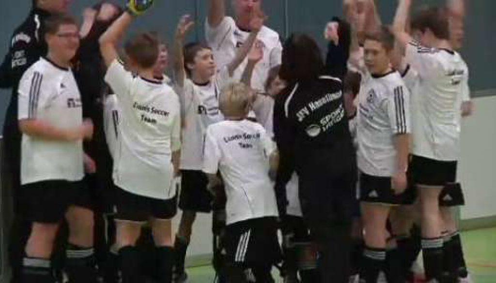 Lucky Löwen Hallenmasters 2015 - Zusammenfassung