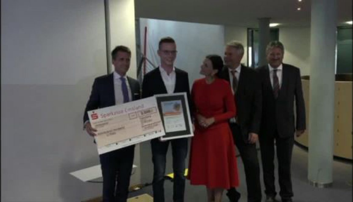 Gründerpreis Nordwest in Papenburg verliehen