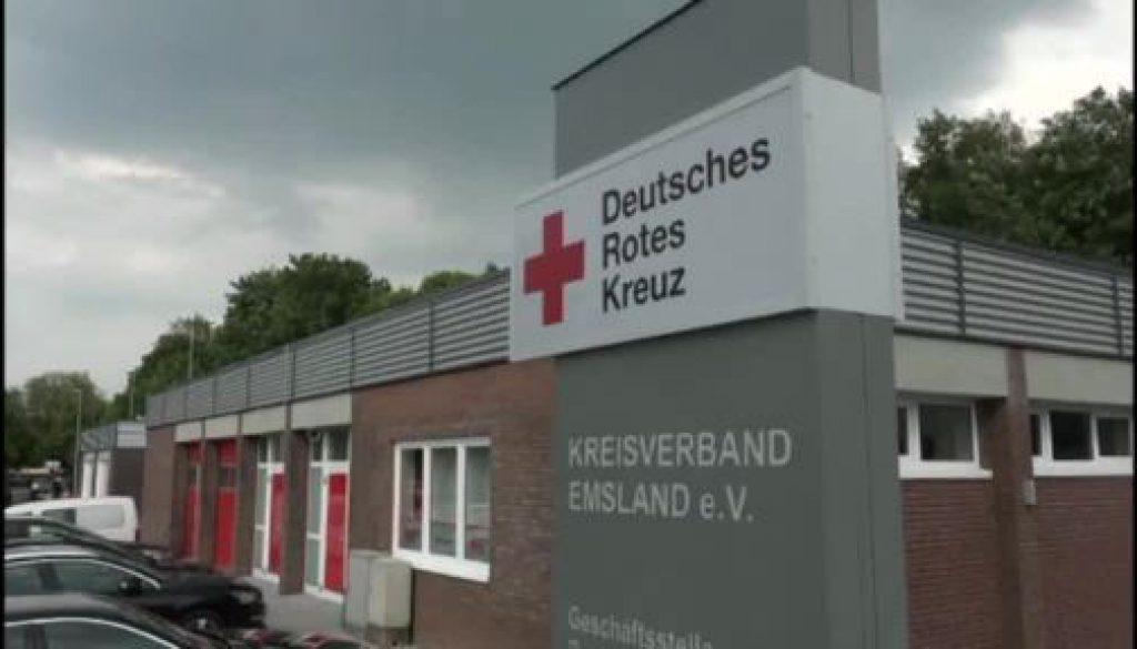 DRK Geschäftsstelle renoviert und erweitert
