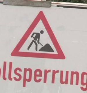 B70 zwischen Meppen und Haren ab Montag gesperrt
