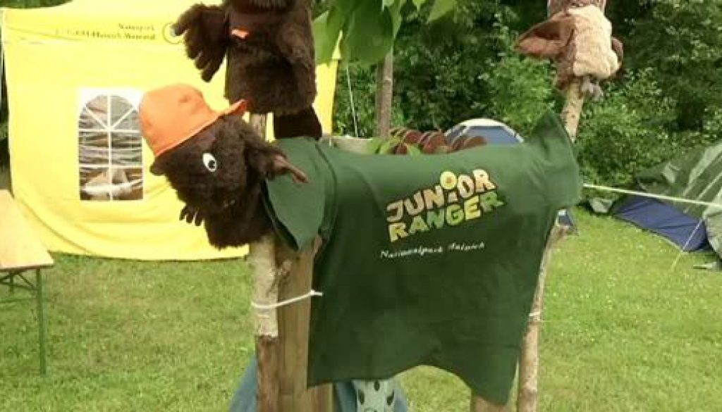 Junior Ranger Camp im Emsland-Moormuseum