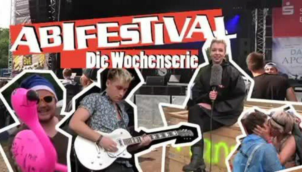 Abifestival - Die Wochenserie #der Ton macht die Musik