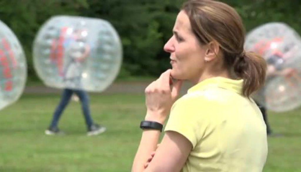 Bubble Soccer - Das etwas andere Fußballspiel