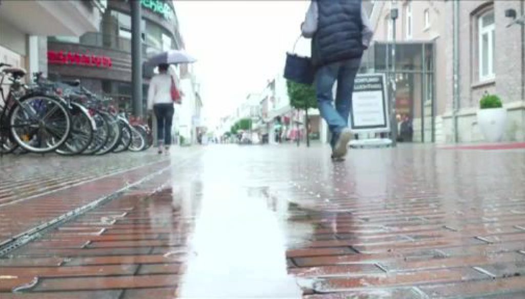 Umfrage - Was macht ihr bei Regenwetter?