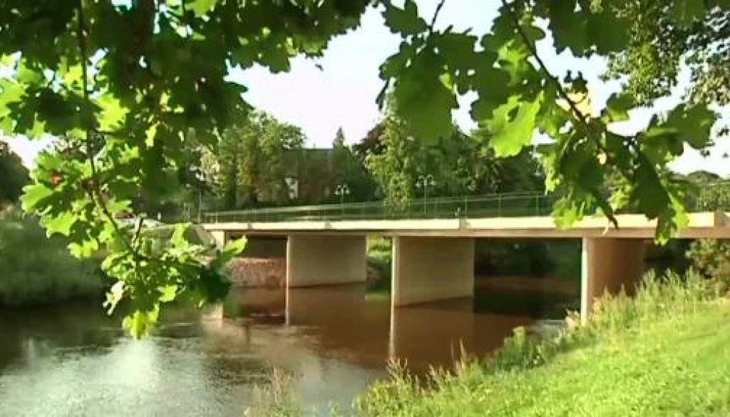 Neue Hasebrücke in Meppen-Bokeloh freigegeben
