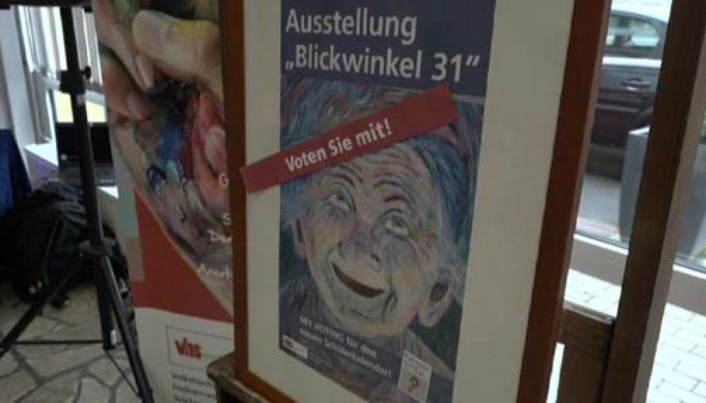 Schüler präsentieren Kunstwerke in Meppen