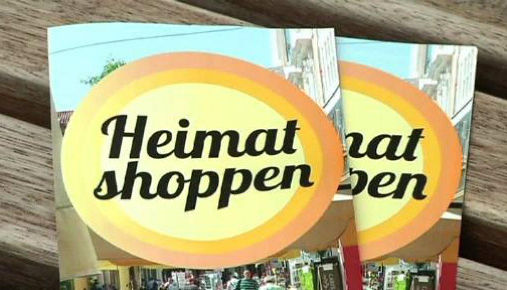 """Dunkle Schaufenster beim """"Heimatshoppen"""" in Werlte"""