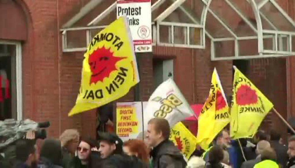 Atomkraft-Gegner befürchten Endlager in Lingen