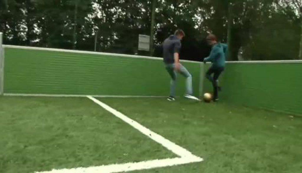 Soccerplatz löst Streit zwischen Anwohnern und Stadt aus