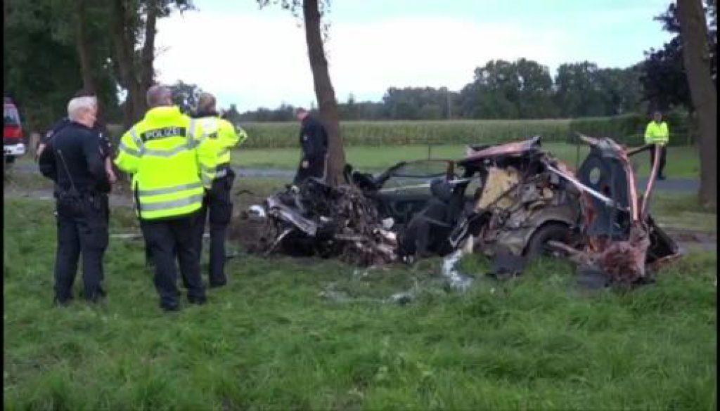 18-Jähriger stirbt bei Unfall in Wilsum