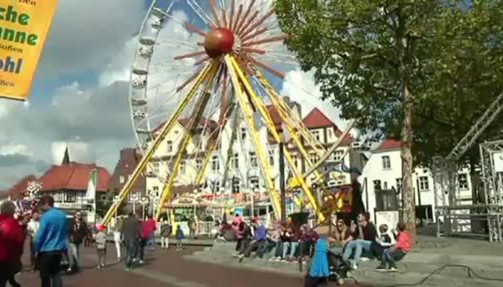 Lingener feiern ihr Altstadtfest