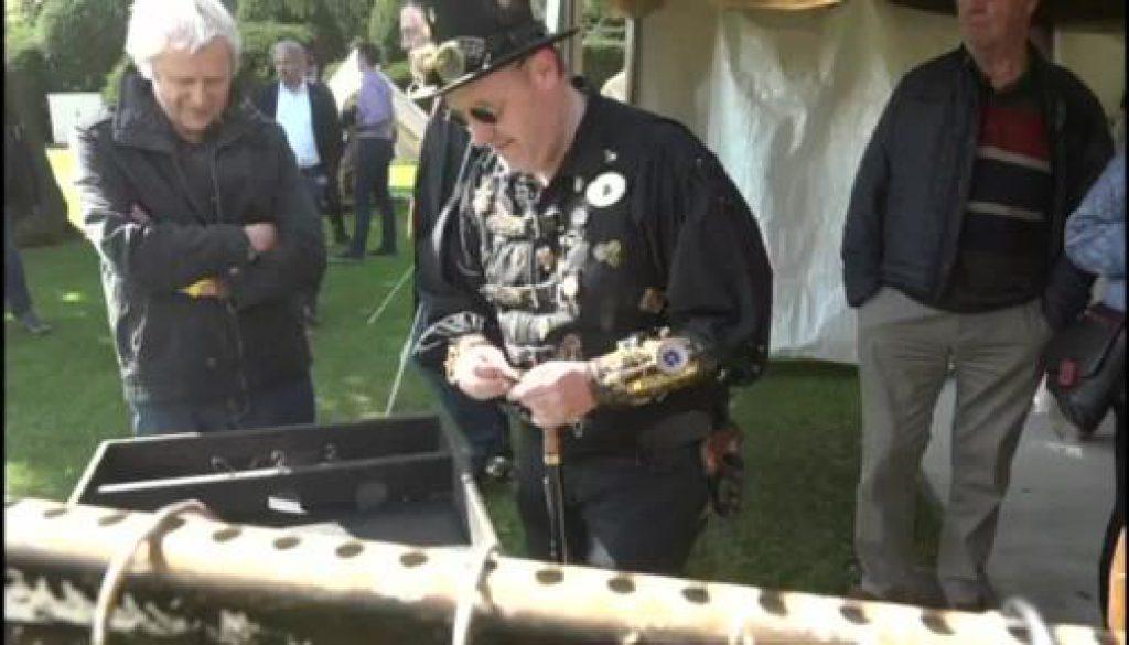 Steamfest feiert Premiere auf Gut Altenkamp